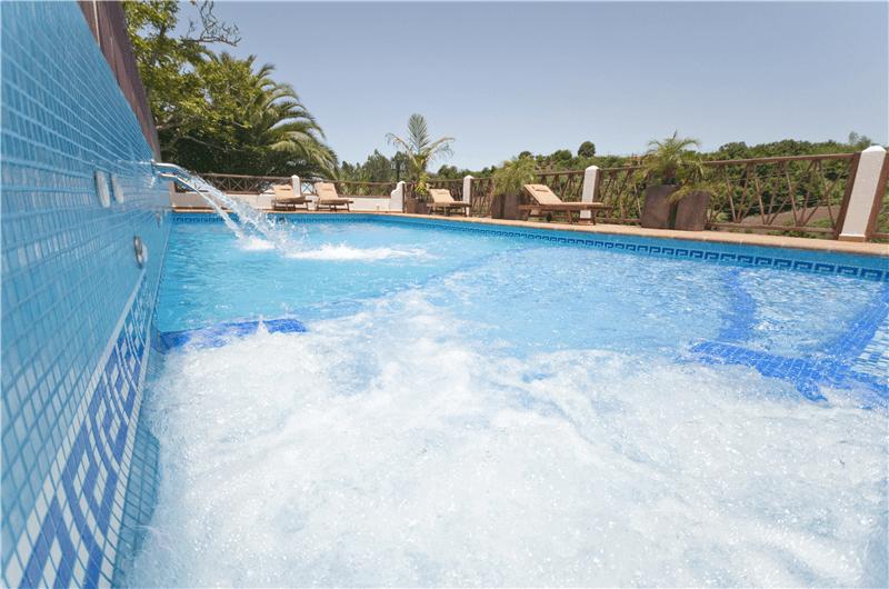 Casa rural con piscina compartida en fontanales gran canaria moya gc0002 - Casa rural gran canaria con piscina ...