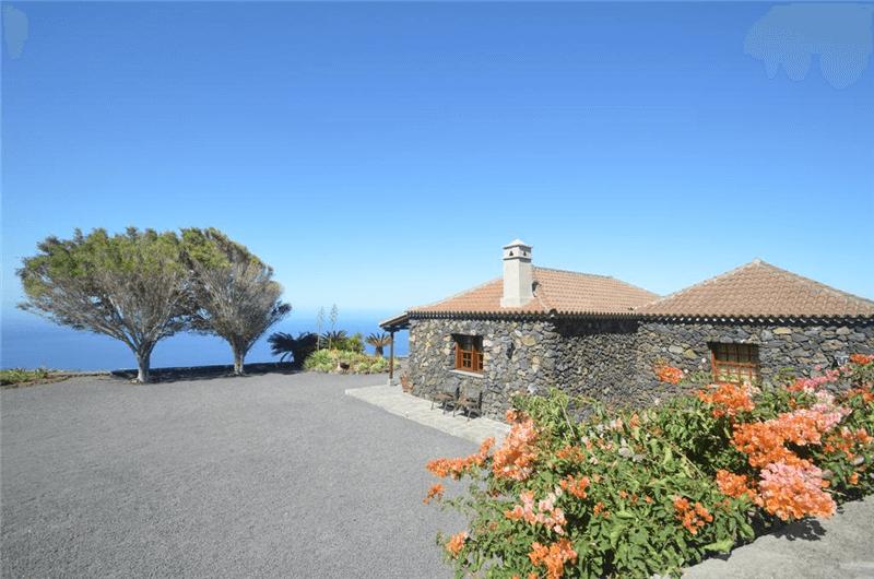 Casa rural con vistas al mar en fuencaliente la palma - Hotel rural en la palma ...