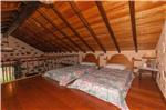 Altillo con dos camas individuales