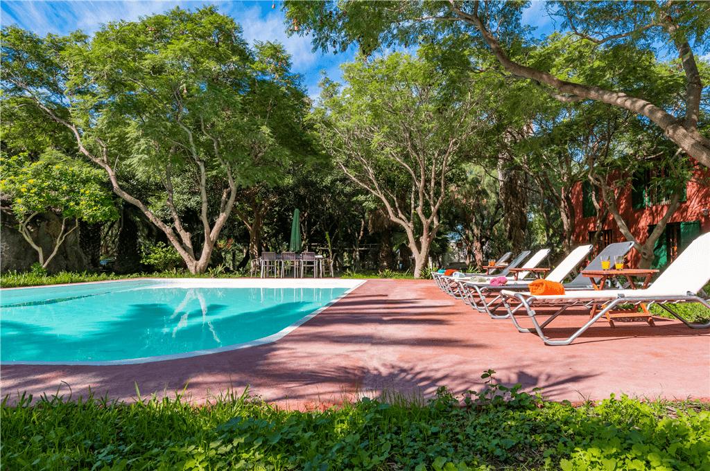 Reservar for Apartamentos con piscina privada vacaciones