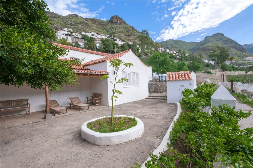 Casa rural con piscina privada en agaete gran canaria agaete gc0365 - Ofertas casas rurales gran canaria ...