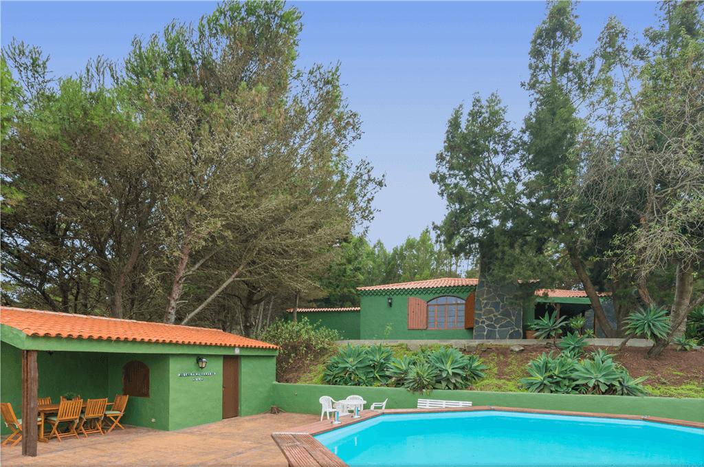 Casa vacacional con piscina en caideros gran canaria galdar gc0383 - Ofertas casas rurales gran canaria ...