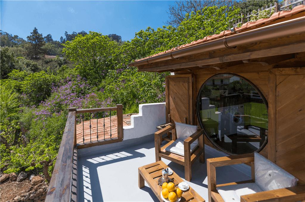 Romantisch vakantiehuis met gedeeld zwembad gran canaria for Casa rural con piscina en tenerife