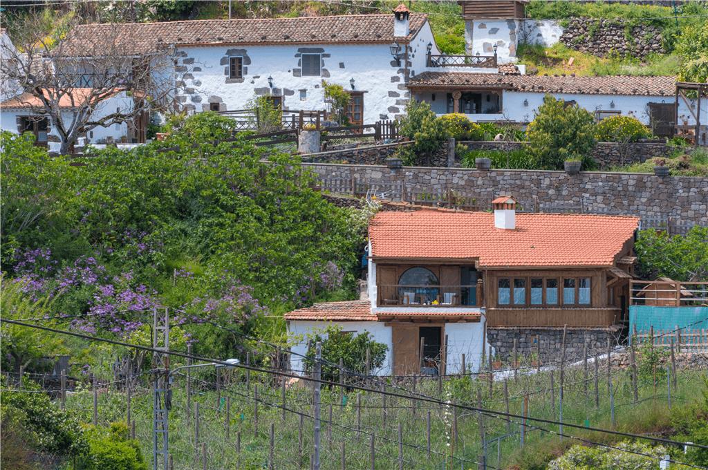 Casa rural con piscina compartida en valleseco gran canaria valleseco gc0043 - Ofertas casas rurales gran canaria ...