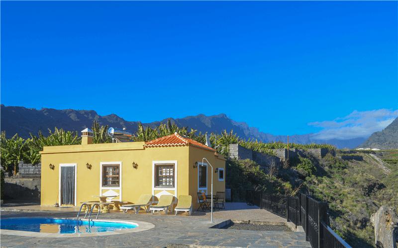 Casa rural con piscina privada en los llanos la palma los llanos de aridane lp1103 - Casas de alquiler en los llanos de aridane ...