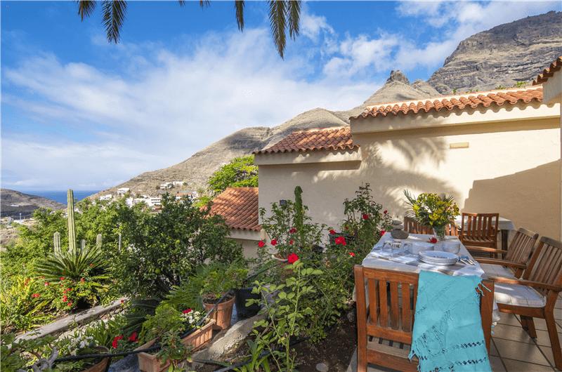 Casa rural con piscina privada en el risco agaete gran for Casas rurales en gran canaria con piscina privada