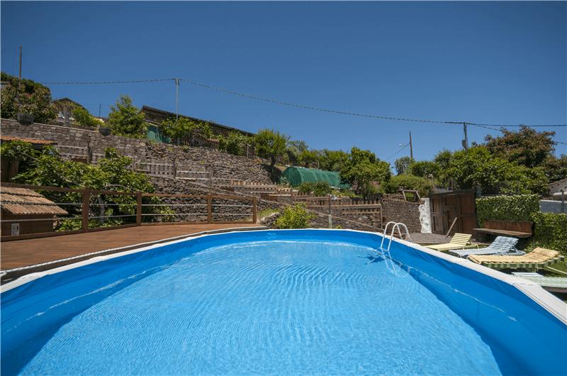Casa rural con piscina compartida en valleseco gran canaria valleseco gc0041 - Ofertas casas rurales gran canaria ...