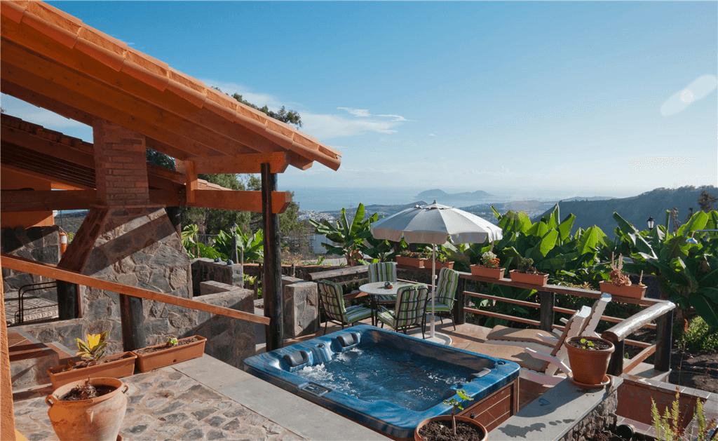 Casa de vacaciones con jacuzzi en arucas gran canaria arucas gc0060 - Ofertas casas rurales gran canaria ...