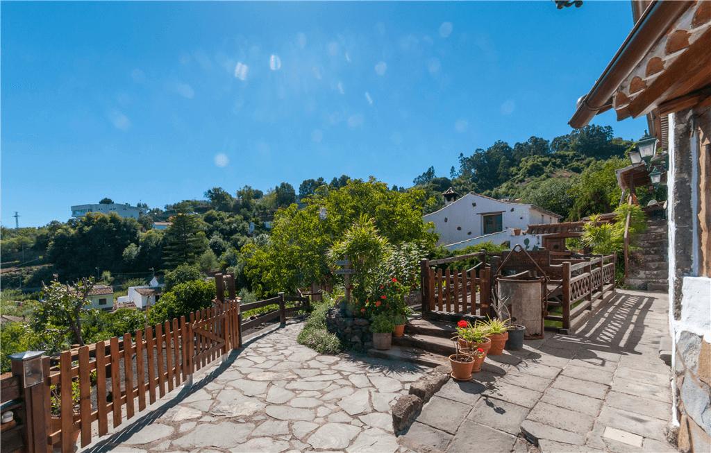Casa rural con piscina compartida en valleseco gran canaria valleseco gc0042 - Casa rural gran canaria con piscina ...
